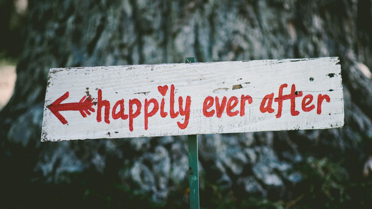 How to stay happy when divorce is not an option? Part 1