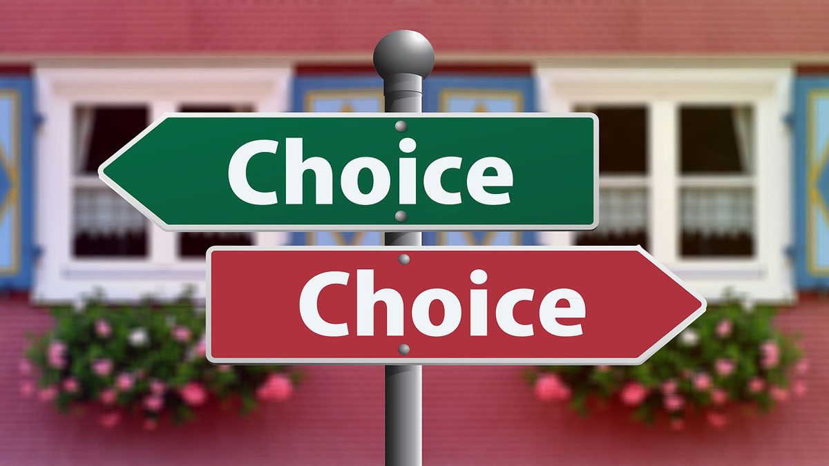 Never again or once again: What will you choose?